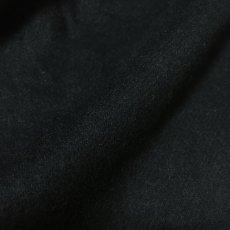 画像4: No.93 ウィンターリネン ビエラ 起毛  ブラック (4)