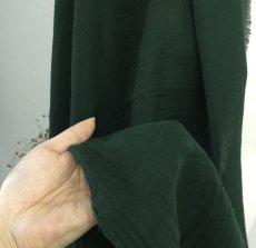 画像3: No.32■ 限定価格 ■細番手で織りあげたトリプルコットンガーゼ 3color (3)