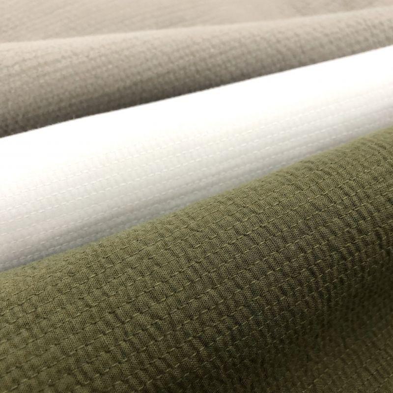 画像1: 【在庫限り限定価格】NO.48 刺し子2重織り 3color (1)